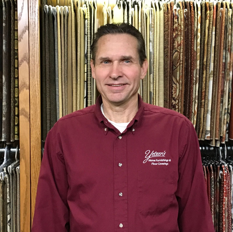 Greg Kahler | Yetzer Home Store
