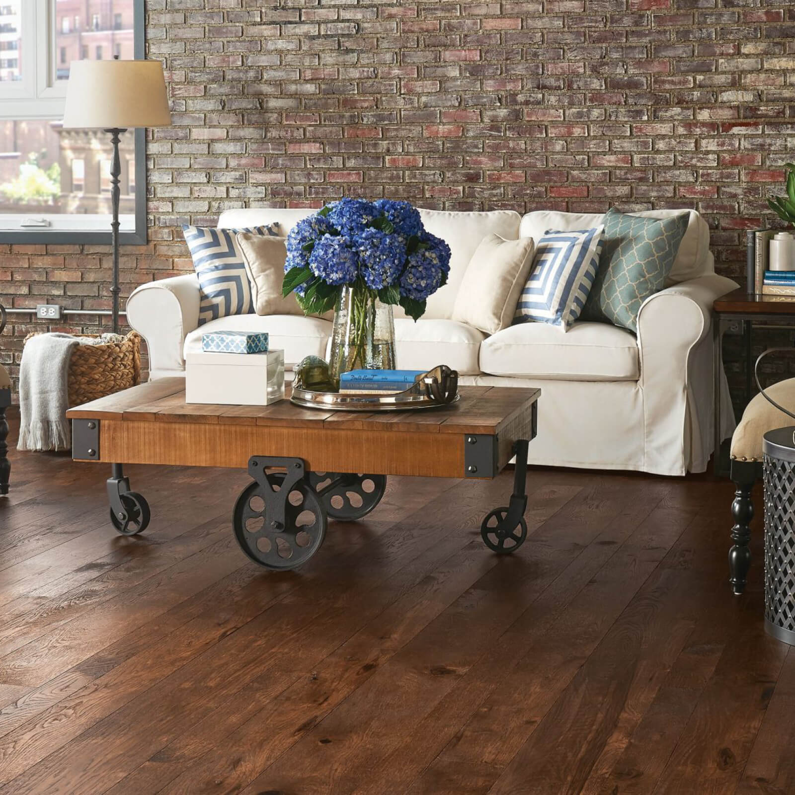 Hickory Engineered Hardwood | Yetzer Home Store