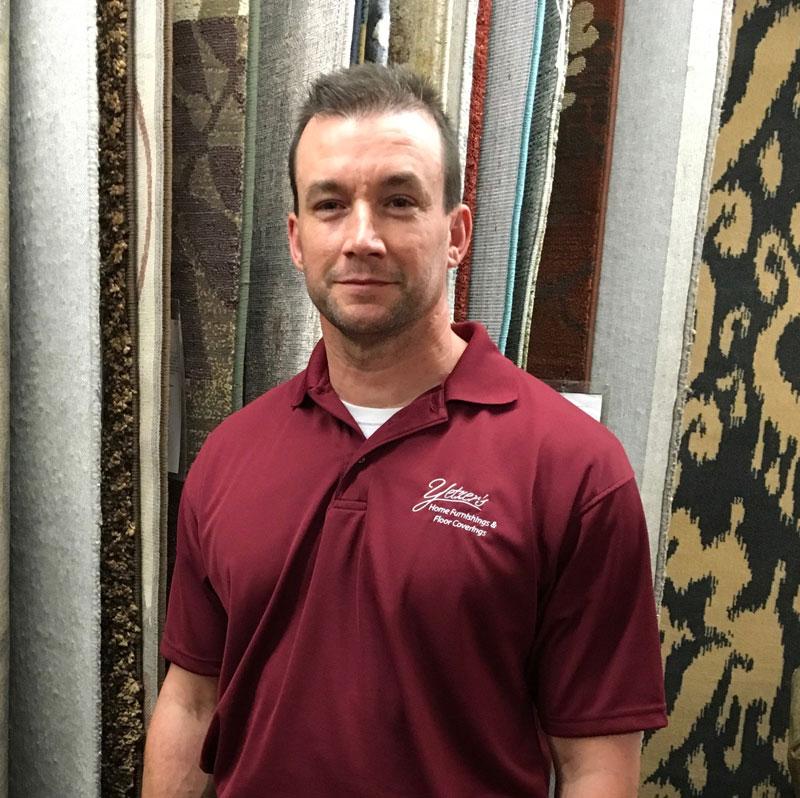 Jim Schauer | Yetzer Home Store