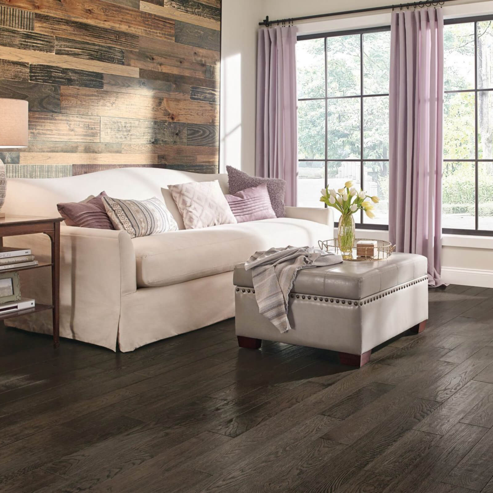 Oak Solid Hardwood | Yetzer Home Store