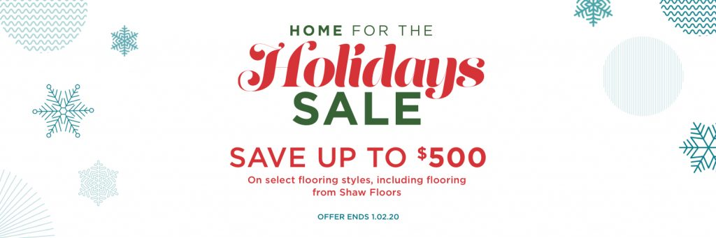 Home for the Holidays Sale | Yetzer Home Store