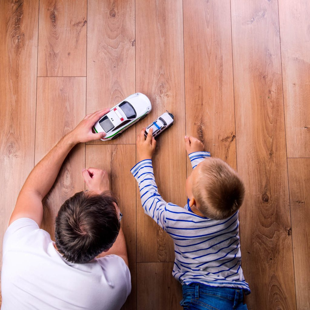 Hardwood Flooring for Families | Yetzer Home Store