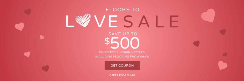 Floors to Love Sale | Yetzer Home Store