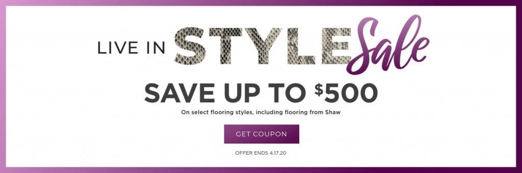 Live in Style Sale | Yetzer Home Store