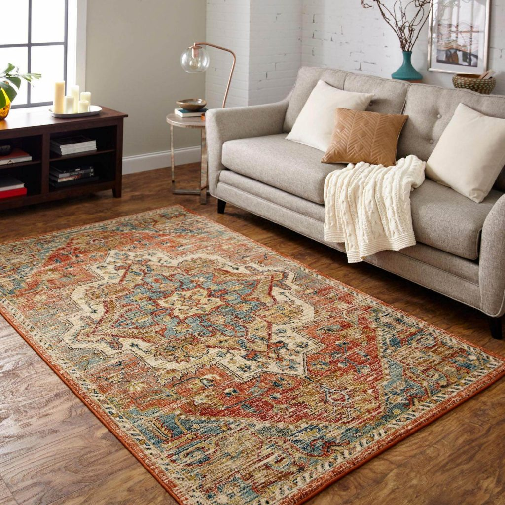 Select a Rug for Your Living Area | Yetzer Home Store