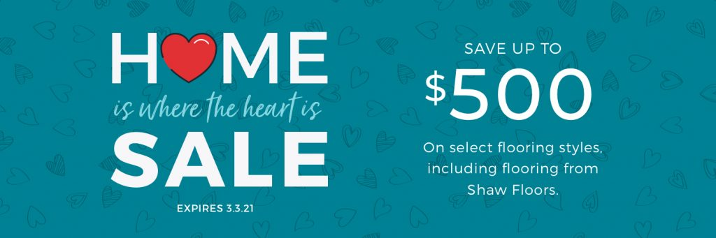 Home is Where the Heart is Sale | Yetzer Home Store